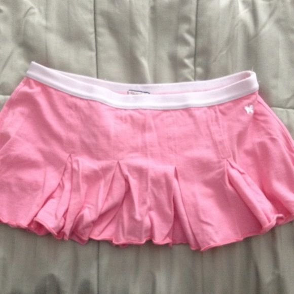 Pink skirt with shorts under Perfect for the beach or a tennis match Aeropostale Skirts