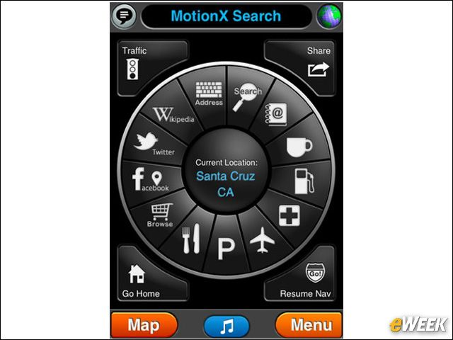 10 Apps to get you there for the iPhone 5 Motion X GPS