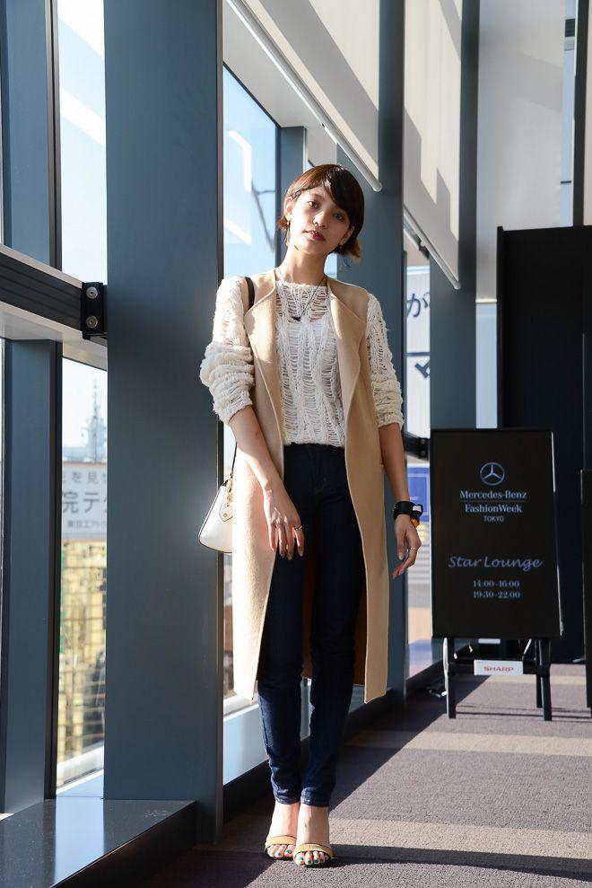 ストリートスナップ渋谷 - 佐々木 まゆさん | Fashionsnap.com