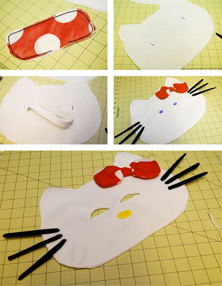 hello kitty mask template - hello kitty mask template hello kitty halloween costume