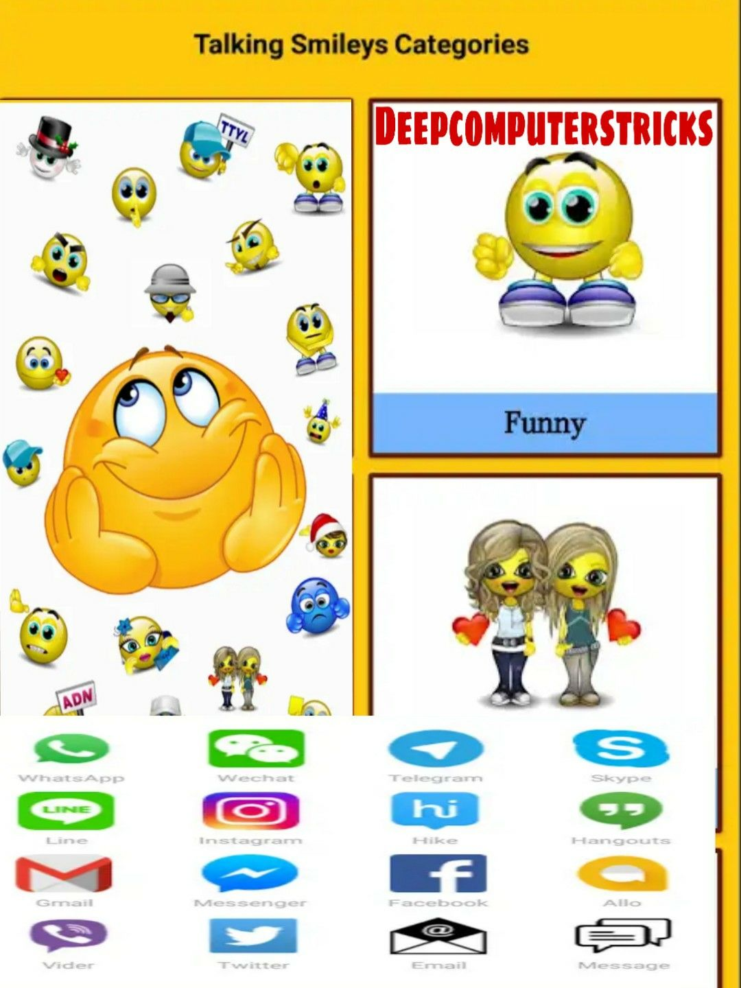 Smiley Face Emoji Sound Animated Faceemoji Stickers For Whatsapp Chat In 2020 Funny Emoticons Animated Emojis Smiley