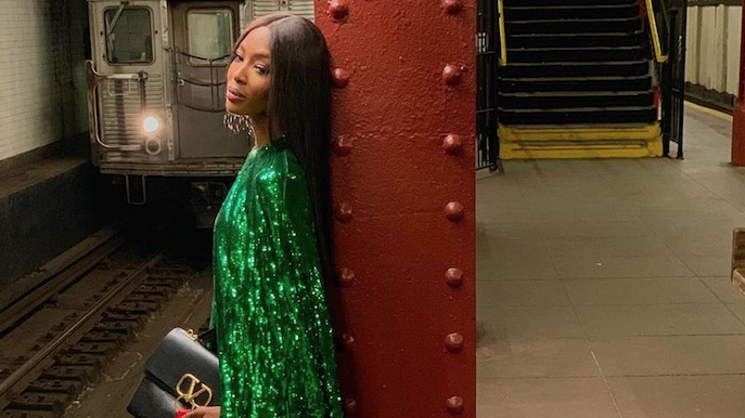 Valentino Publishes Naomi Campbells NSFW Photos That Were