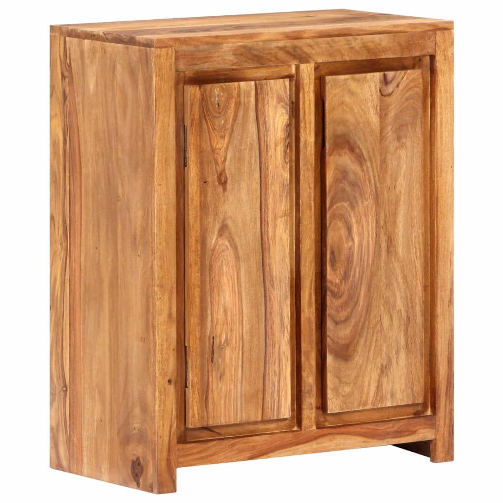Dresser sideboard 60x33x75 cm solid wood