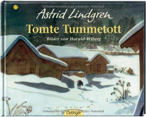 Tomte Tummetott:Astrid Lindgren
