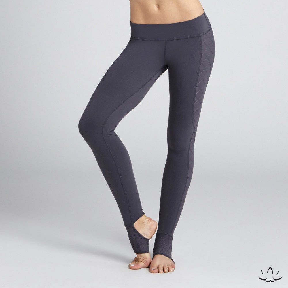 Beyond Fitness Leggings: Stirrup Legging Quilted