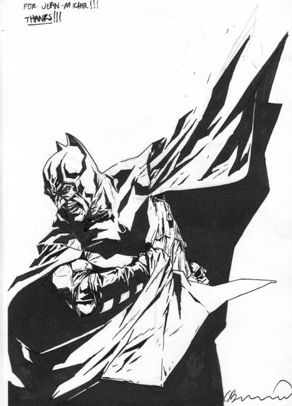 Batman By Lee Bermejo With Images Batman Lee Bermejo