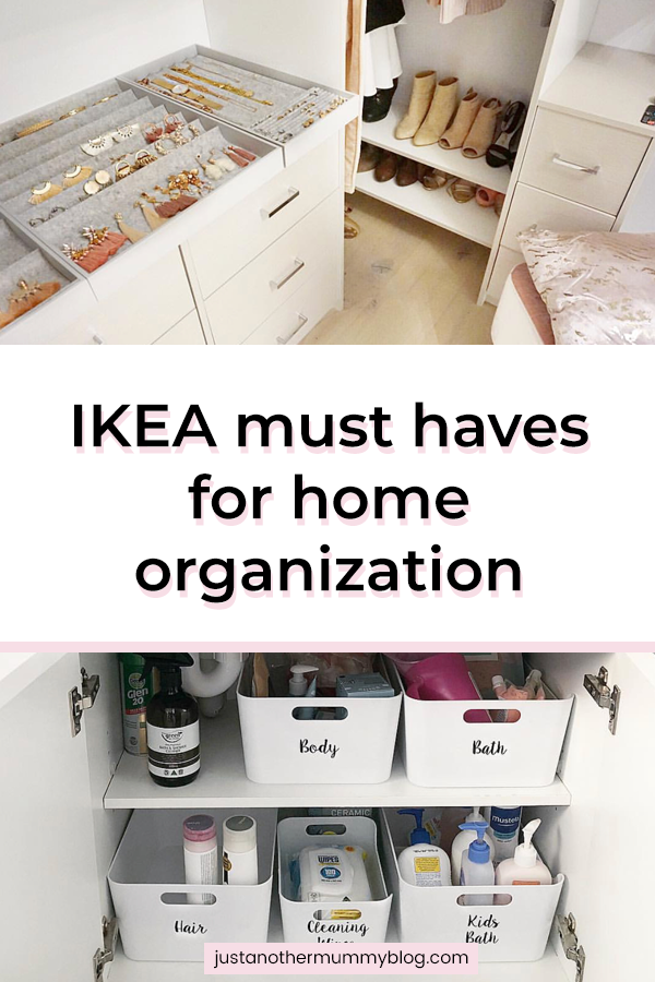 Organization Ideas For The Home Home Organisation Tips Home Organisation Storage Room Organization