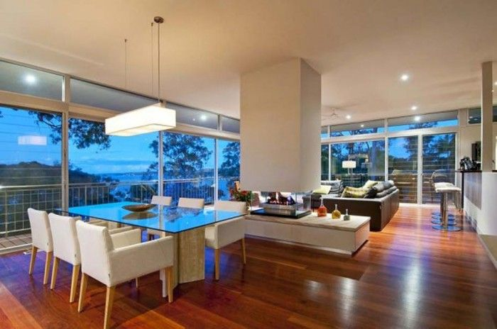 floor plans contemporary modern home designs ideas in australia - Modern Home Designs Floor Plans