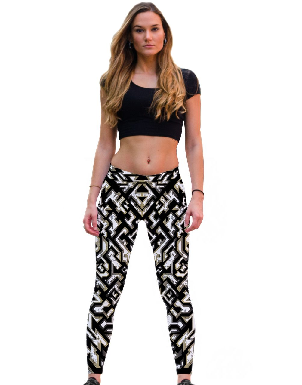d412becd038d7 Tesseract Yoga Pants - Sum Total Clothing | Women's Fashion | Pants ...