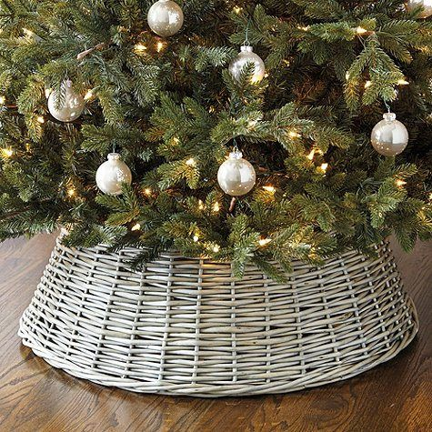 A Shopping Trip A Cleaning Day Miss Mustard Seed Christmas Tree In Basket Christmas Decorations Christmas Table Centerpieces