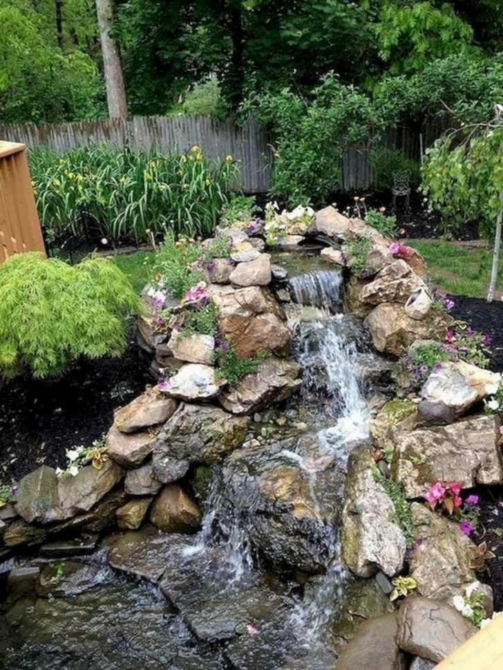 waterfall for home outdoor