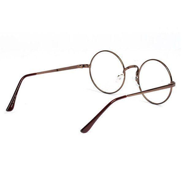 987e12858b Round Frame Glasses - - Online Aesthetic Shop - 6