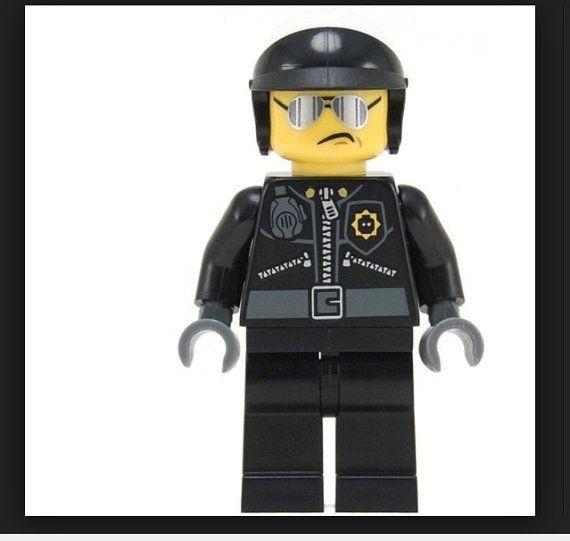 Bad cop. The lego movie piñata. Lego birthday Party. Bad cop piñata ...
