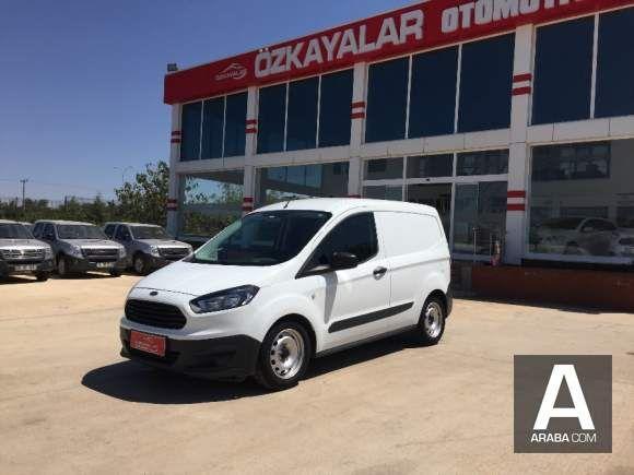 Ford Tourneo Courier 1 5 Tdci Panelvan Klimali Araba