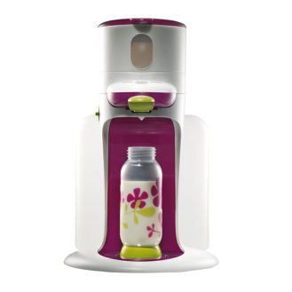 Beaba Bib Expresso This Game Changing Device Prepares A Bottle In 30 Seconds At The Right Temperature A Baby Bottle Warmer Bottle Warmer Baby Feeding Bottles