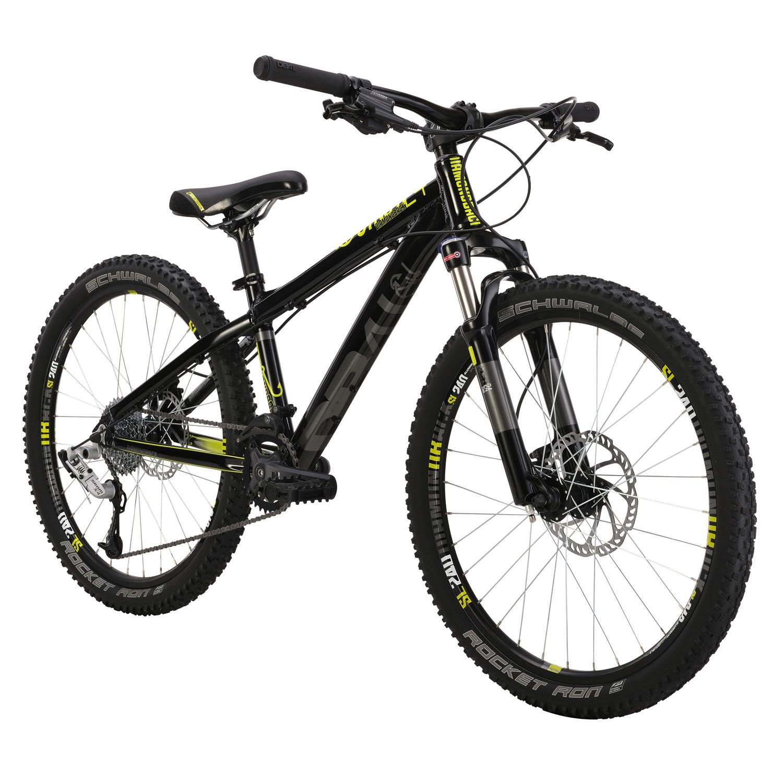 Trailcraft Pineridge 24 Green Weight 22lbs Bike Kids Mountain