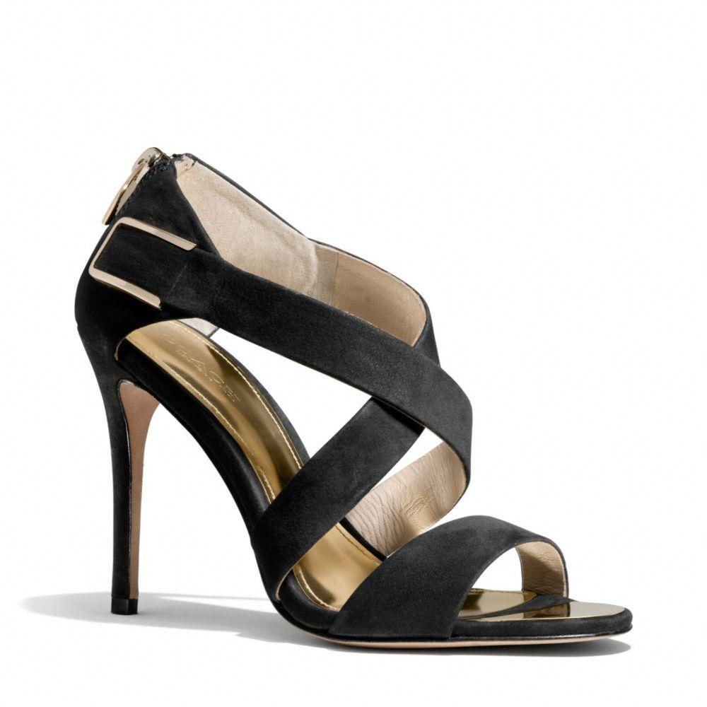 The Halsey Heel from Coach