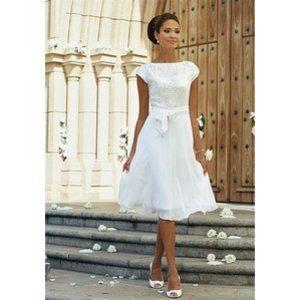 Civil Union Dress