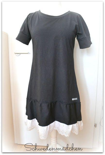Schwedenmädchen bags & more: Jerseykleid by #allerlieblichst