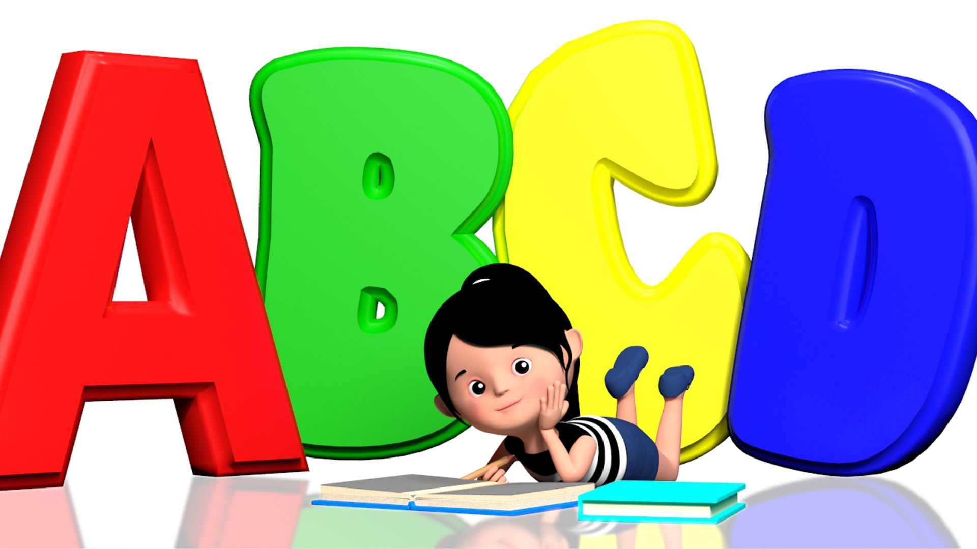 Abcd Song For Children