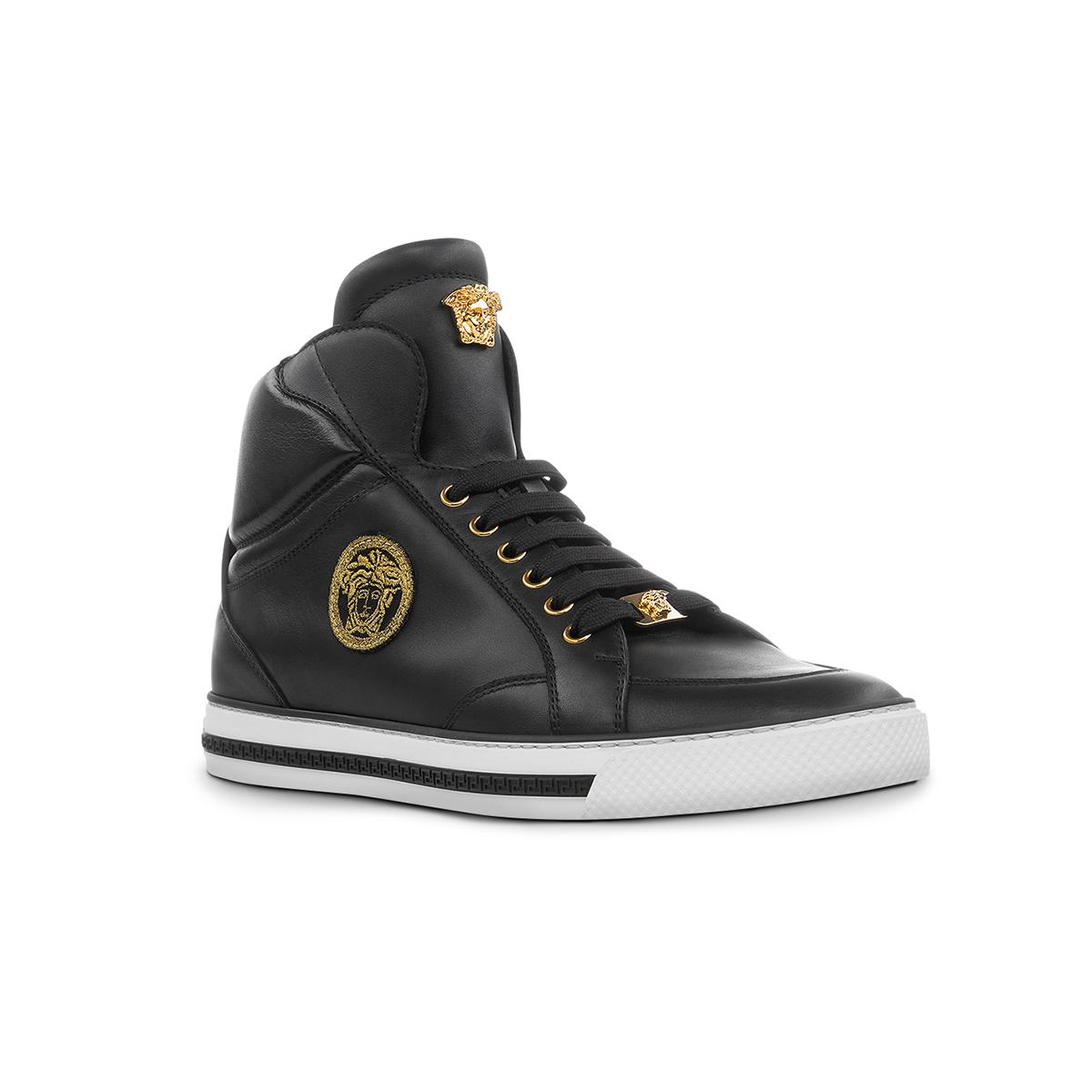 Chaussures - Haute-tops Et Baskets Versace JiZk53vPi