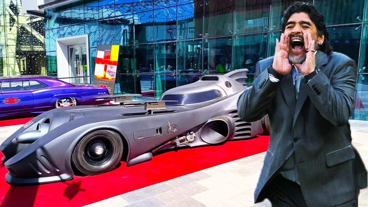 Rich life of Diego Maradona-Girlfriend,Used Cars,House,Net