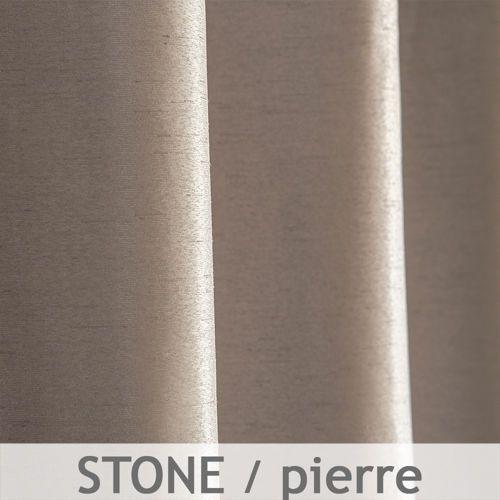 Cimarron – Panneaux de rideau isolants Lite Out / Cimarron – Panneaux de rideau isolants Lite Out Caractéristiques: Couleur offerte : chocolat, ivoire, pierre, blanc ou gris, 243,8 cm x 132,1 cm (96 po x 52 po) ou 274,3 cm x 132,1 cm (108 po x 52 po) / 99.99$