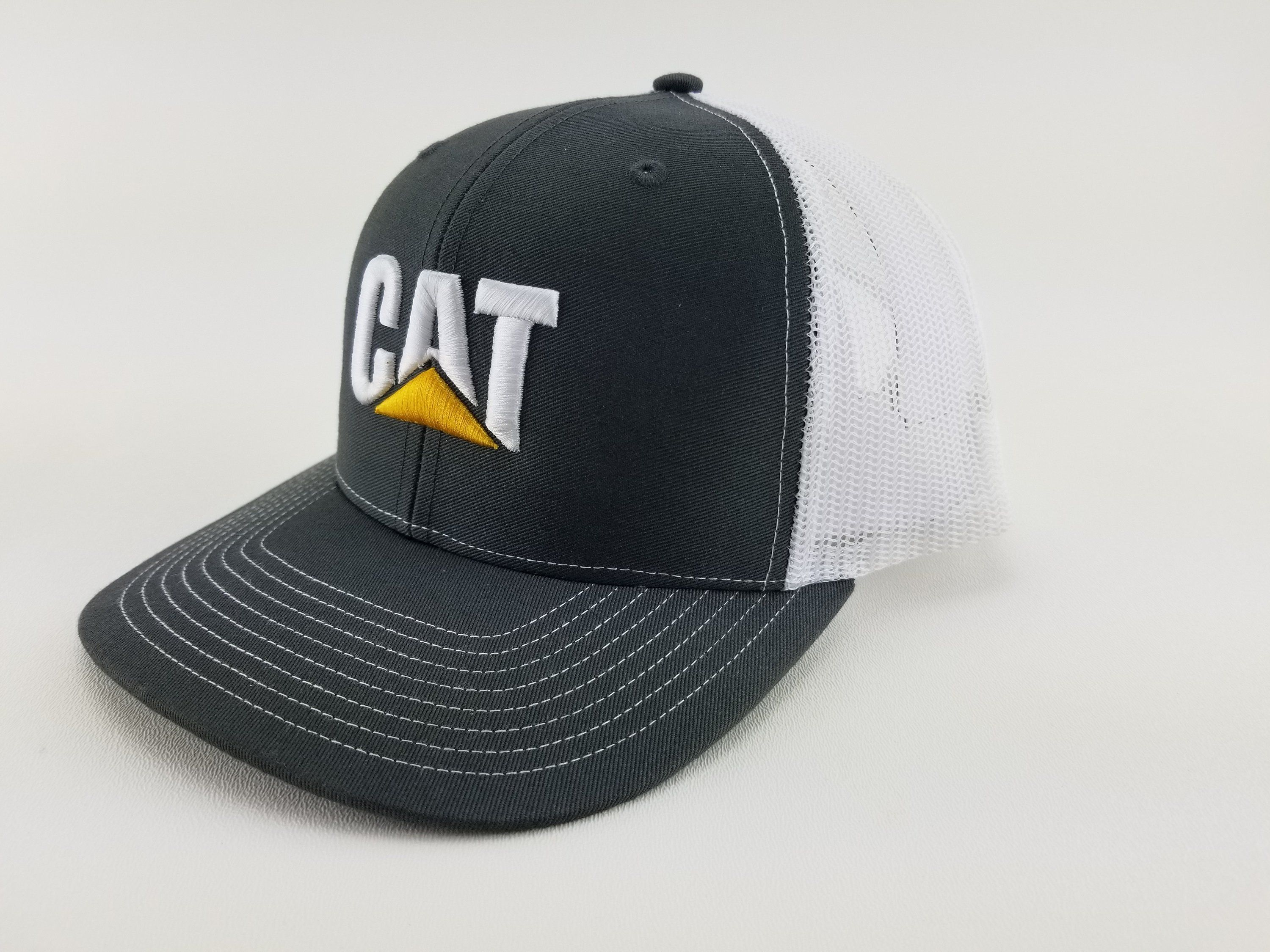 ad3565c4bc48a CAT trucker hat, Richardson, diesel, Snapback, cat hat, caterpillar ...