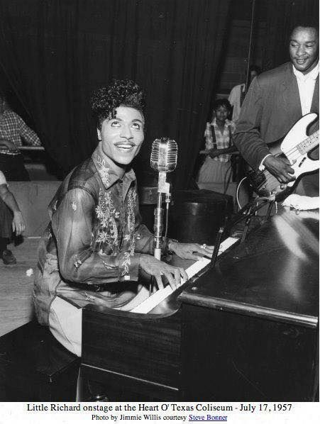 Little Richard With Images Rhythm And Blues Rock And Roll