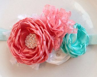 Black tie Affair headband by JensBowdaciousBows on Etsy