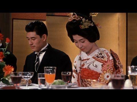 Equinox Flower, Yasujiro Ozu's First Color Film #Japan #Movies  #CriterionCollection. Hd MoviesMovies FreeMovie FilmMovies OnlineJapanese  ...