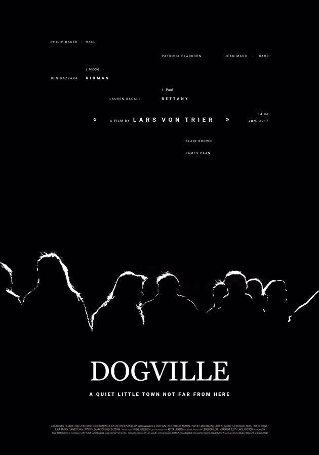Diaz Aberastury Brenda Dogville Afiche De Cine Cine Director De Cine