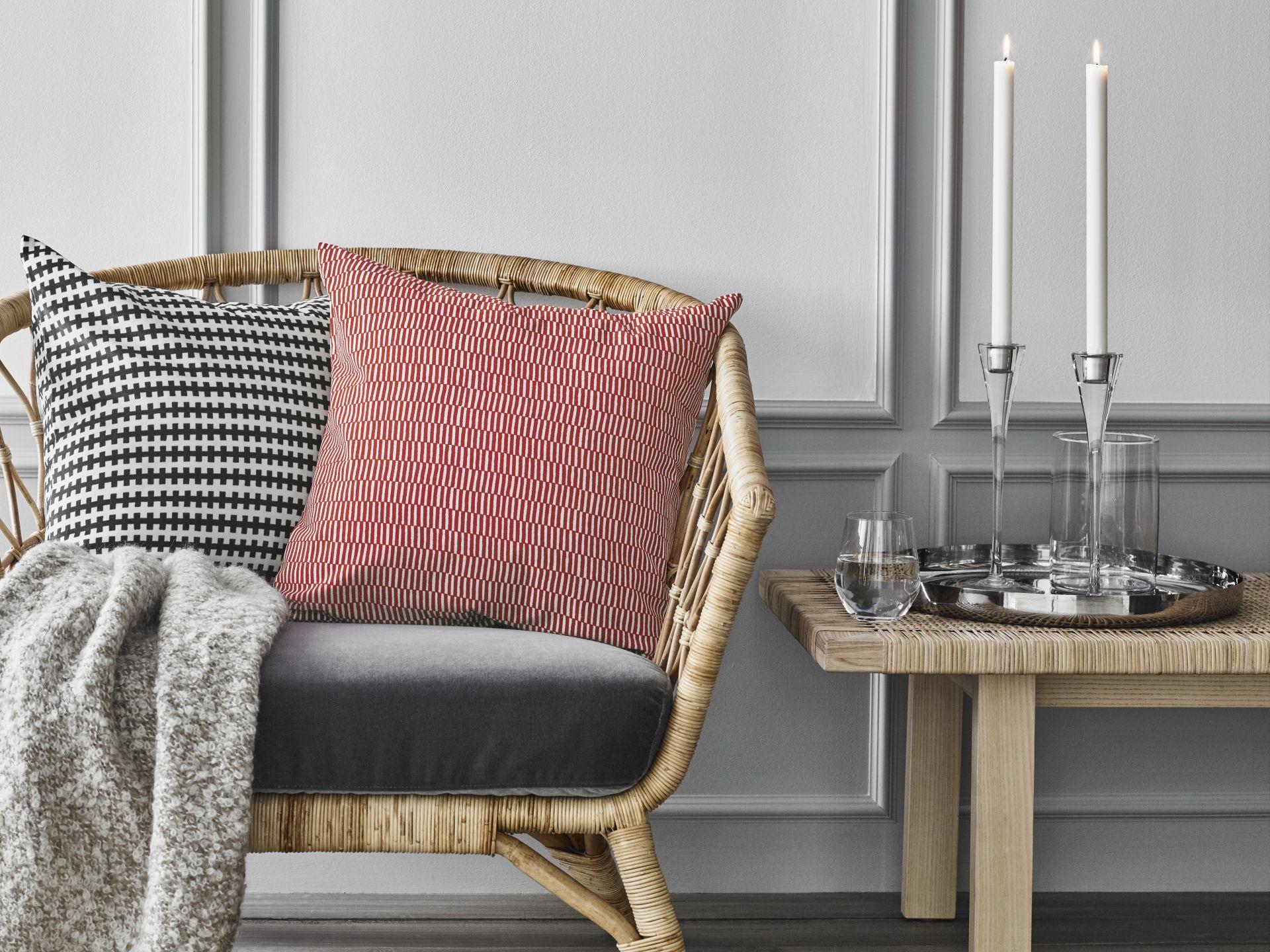 stockholm 2017 fauteuil ikea ikeanl ikeanederland inspiratie wooninspiratie interieur woonkamer kamer rotan kwaliteit duurzaam natuurlijk kussen decoratie - Fauteuil Design Ikea