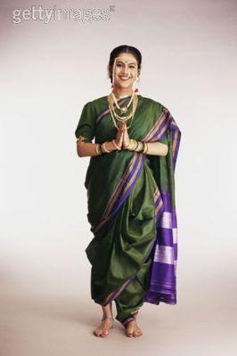 Maharashtrian traditional wear
