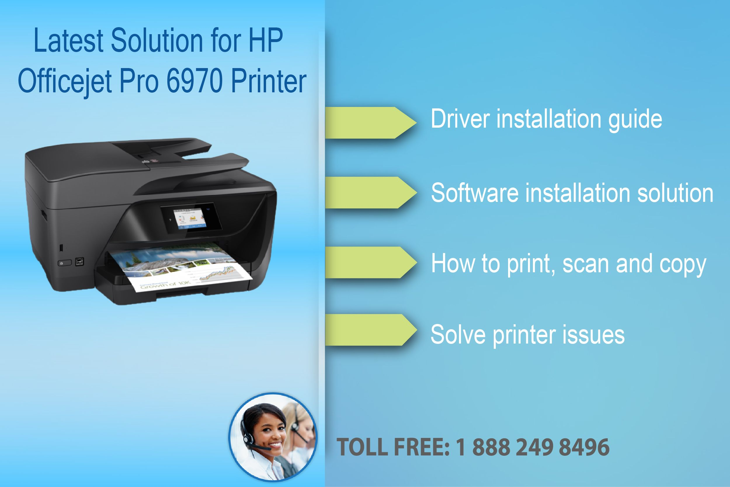 Best support and solution for HP Printer to setup and troubleshoot