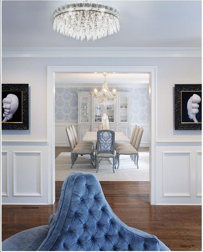 Interior Design By Martha Ohara Featuring Bradley Art And