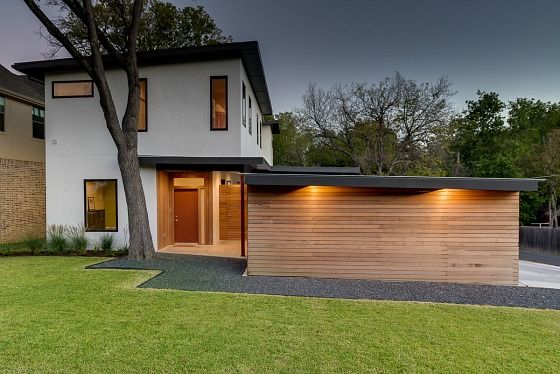 Peer Inside: A Look At Dallasu0027 Finest Modern Homes From The White Rock Home