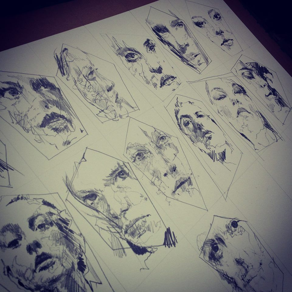 Pin by rehab emam on sketching inspiration pinterest drawing