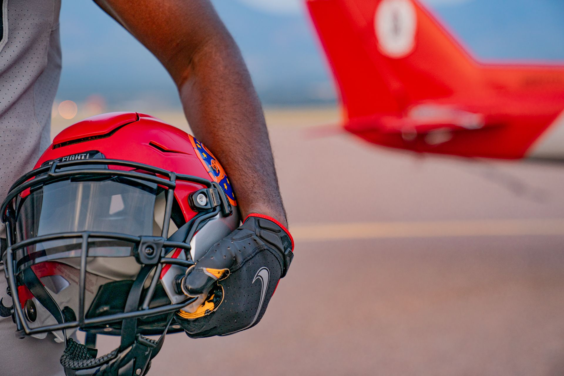 Air Force To Honor Tuskegee Airmen With 2020 Air Power Legacy Series Uniform Air Force Academy Athletics In 2020 Tuskegee Airmen Tuskegee Air Force Academy