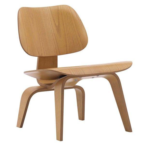 Eames Lcw Loungestoel Vitra Loungestoel Designer Stoel Eames