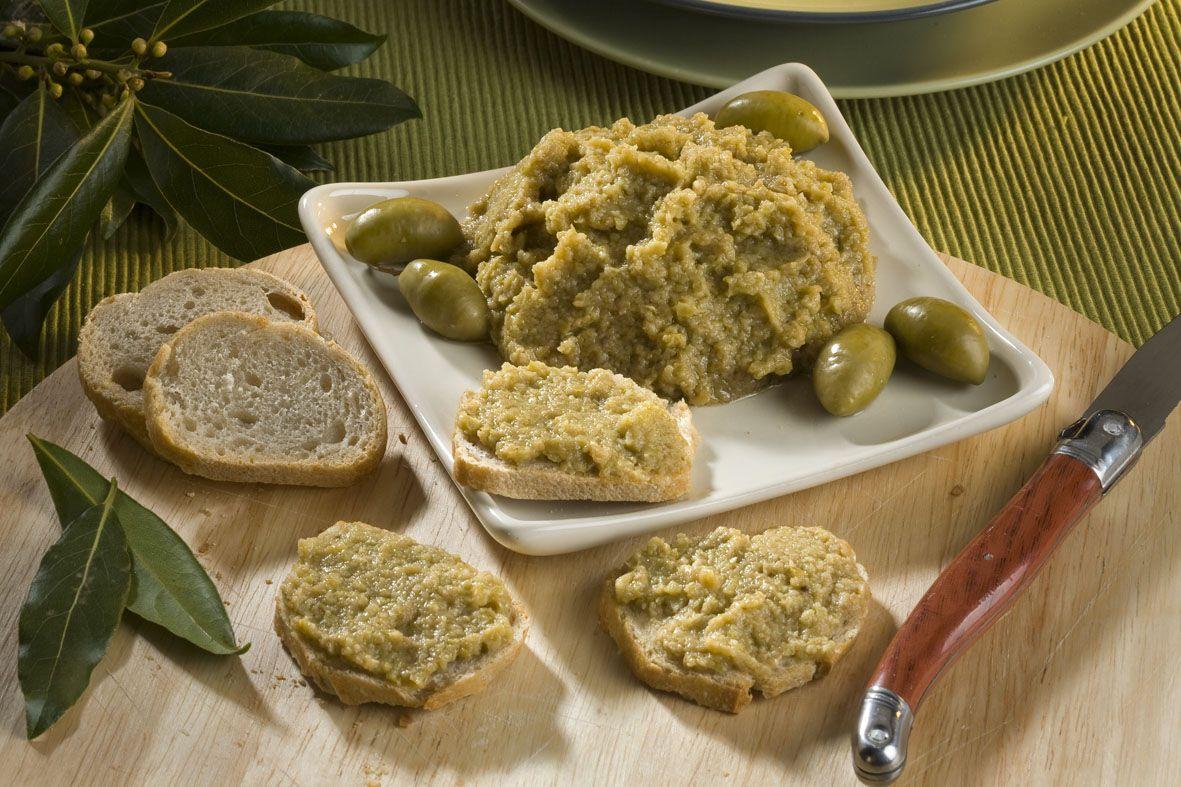 ingr dients 1 boite de 250 g d 39 olives vertes d noyaut es ou 350 g d 39 olives vertes cass es. Black Bedroom Furniture Sets. Home Design Ideas
