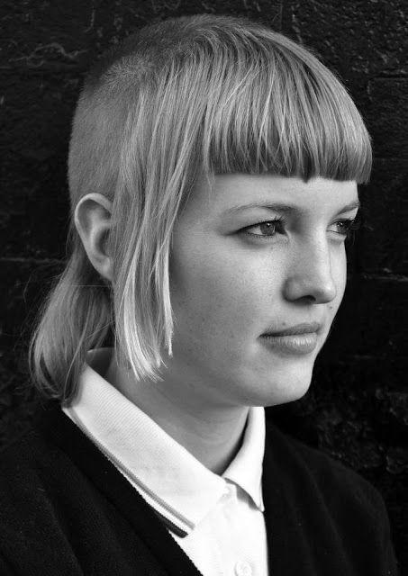 Skinhead Girl Chelsea Skingirl & Skinbyrd Haircuts 5 Pinterest