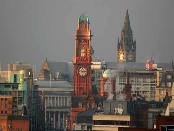 Manchester,England...gets a bad rap sometimes but is such an amazing place