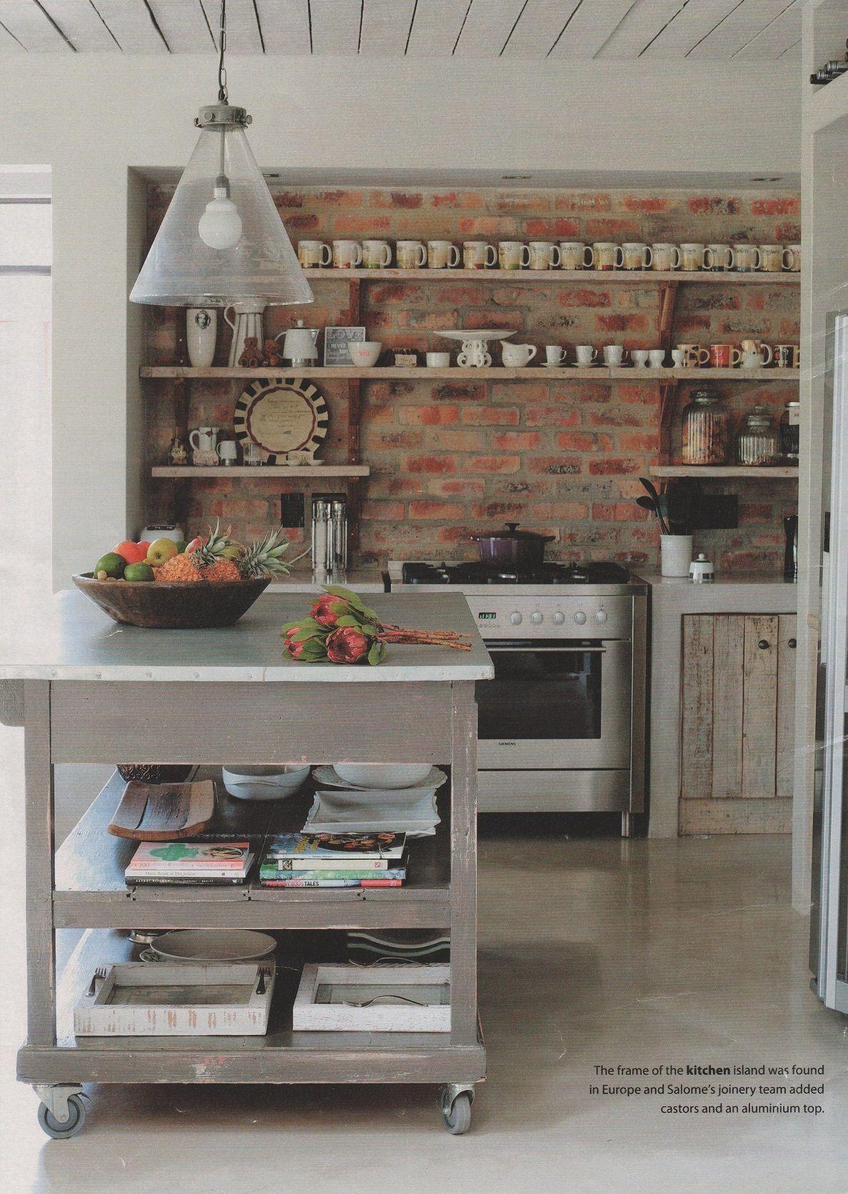 Milestone kitchens loves this free standing kitchen kitchen