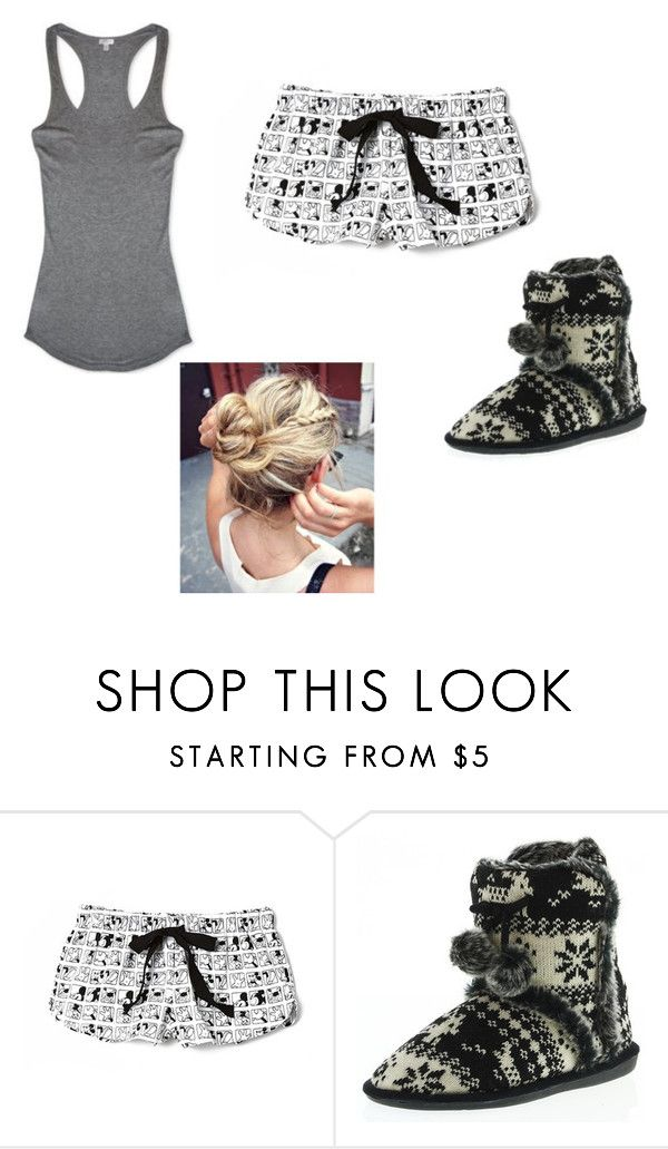 """""""you can't beat me 93. Sleepy time"""" by lilly-998 ❤ liked on Polyvore featuring P.J. Salvage and Forever 21"""