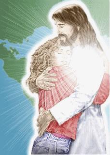 Reflexiones Cristianas Diarias Abrazo De Dios Cuadros De Cristo Fotos Familiares En La Playa