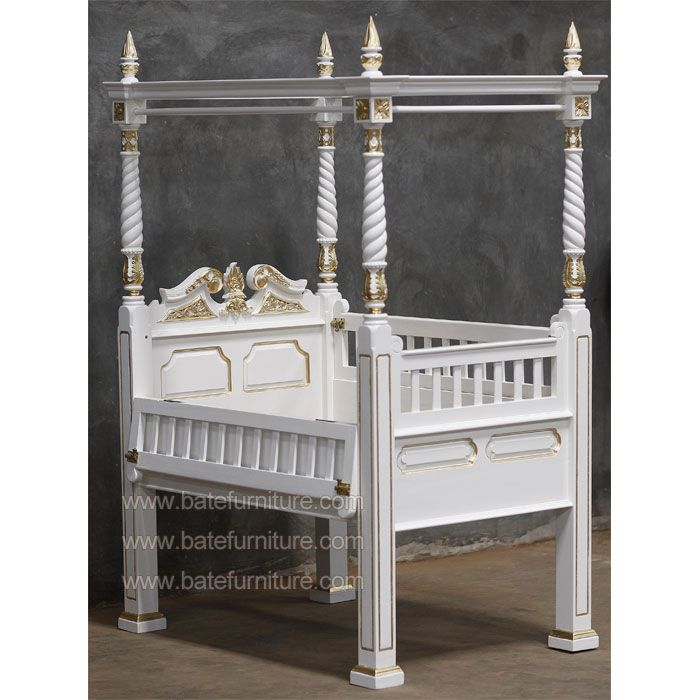 Baby Cribs | Mahogany Beds | French Furniture | Indonesia  sc 1 st  Pinterest & Baby Furniture | ... Baby Cribs | Mahogany Beds | French Furniture ...