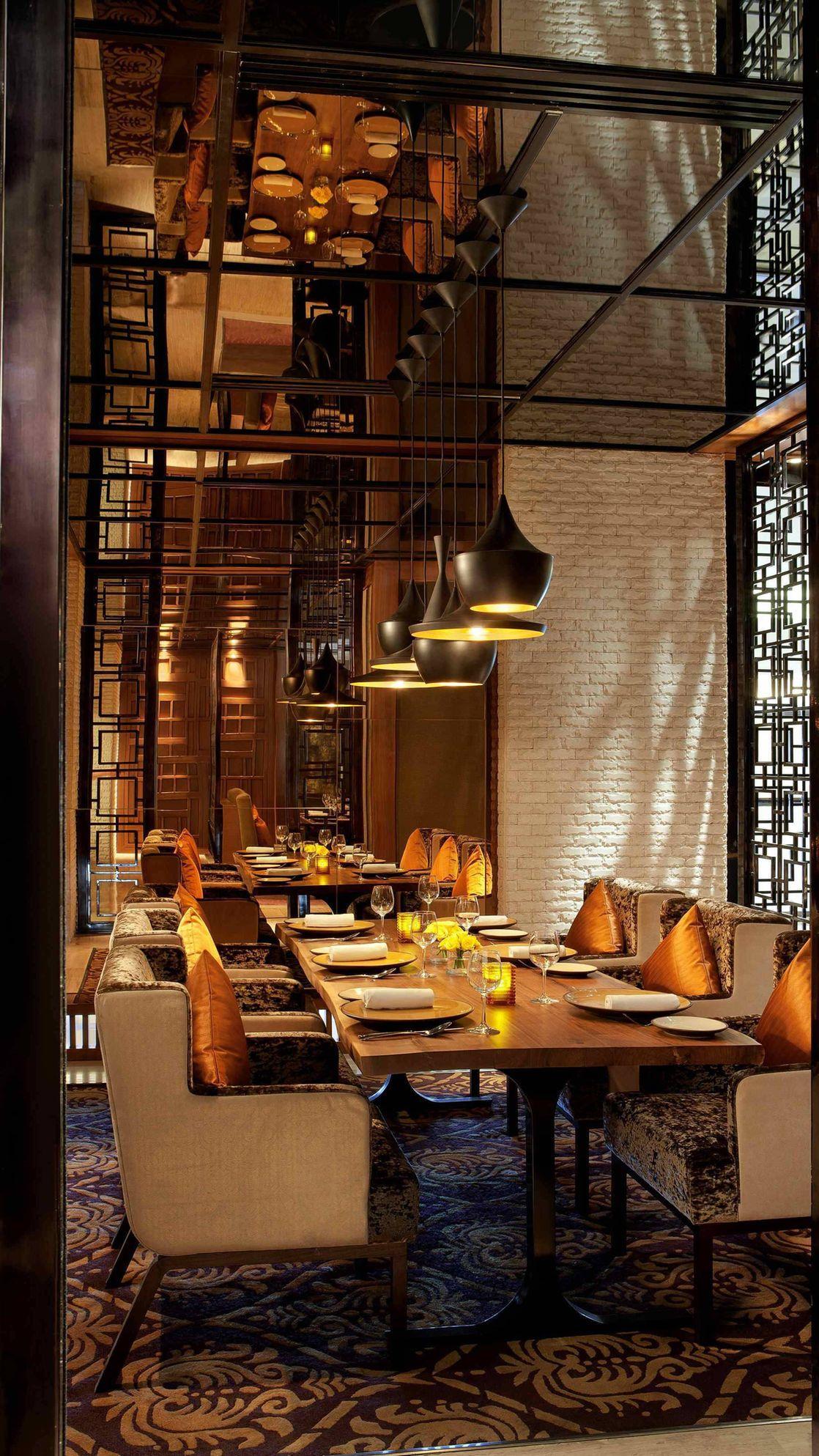 Saffron Private Dining In Chandigarh