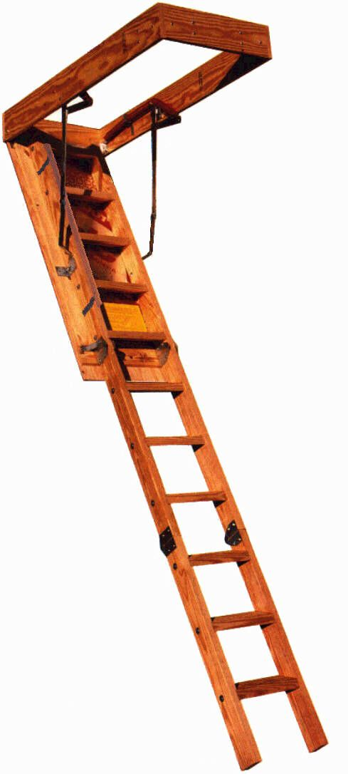 People Are Putting More Money In Their House Rather Than Building New New Attic Stairs Or Replacing Parts Is A Attic Remodel Attic Renovation Attic Staircase