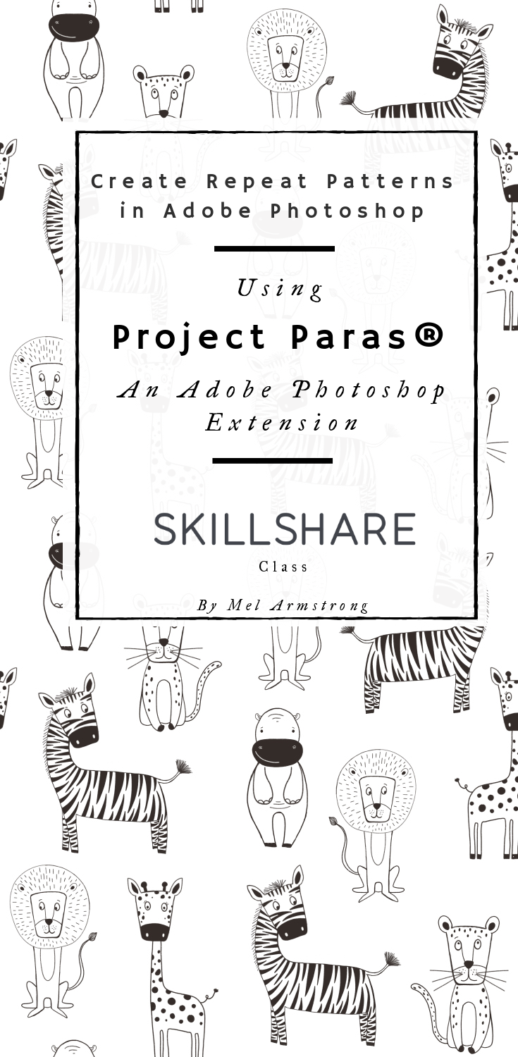 Create A Pattern In Minutes Using Adobe S Project Paras Plugin A
